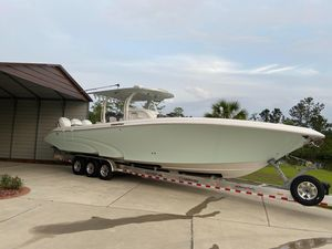 Used Fountain 39 NX Center Console Fishing Boat For Sale