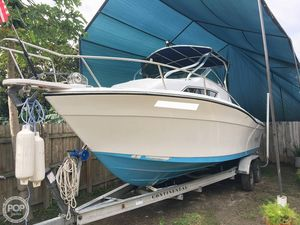 Used Sportcraft 252 Fishmaster Walkaround Fishing Boat For Sale