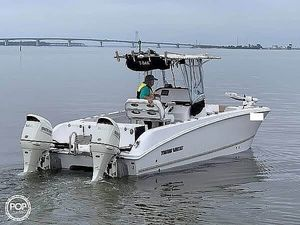 Used Twin Vee 240 CC Power Catamaran Boat For Sale