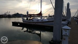 Used Bayfield Yachts 32C Cutter Sailboat For Sale