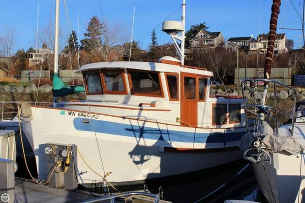 Used Sundowner 30 Trawler Boat For Sale