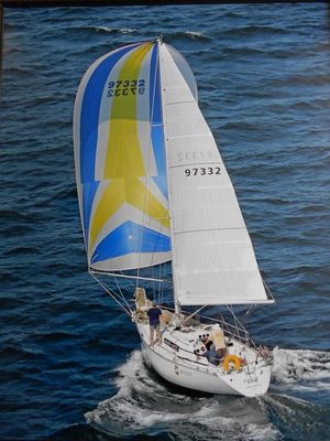 Used Beneteau First 32 Sloop Sailboat For Sale