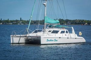 Used Voyage Yachts 440 CAT Catamaran Sailboat For Sale