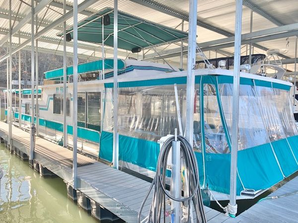 Used Sumerset Ultraglass House Boat For Sale