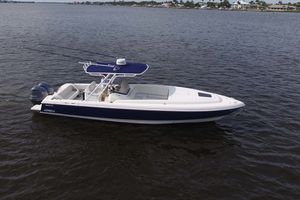 Used Intrepid 323 Cuddy Cabin Center Console Fishing Boat For Sale