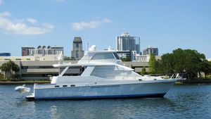 Used Ocean Alexander Yachtfish Command Bridge Motor Yacht For Sale