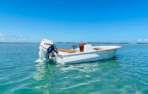 Used St. James Center Console Fishing Boat For Sale
