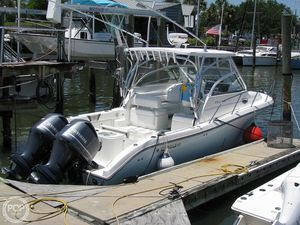 Used Century 30 Express Walkaround Fishing Boat For Sale