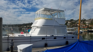 Used Pdq Trawler Boat For Sale