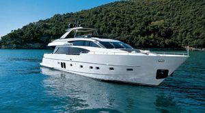 Used Sanlorenzo SL86 Motor Yacht For Sale
