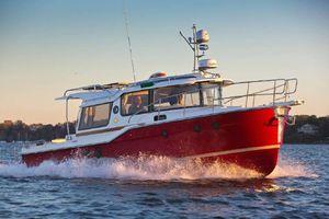 Used Ranger Tugs 29 Sedan Tug Boat For Sale