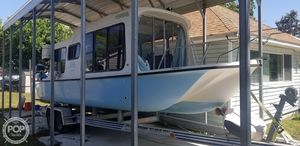 Used Adventure Craft Houseboat 28 House Boat For Sale