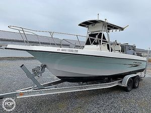 Used Hydra-Sports 230CC Center Console Fishing Boat For Sale