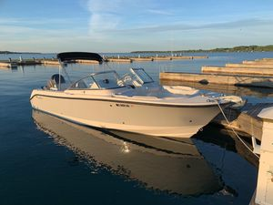 Used Edgewater 245 CX High Performance Boat For Sale