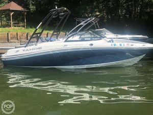 Used Tahoe 500 TS Bowrider Boat For Sale