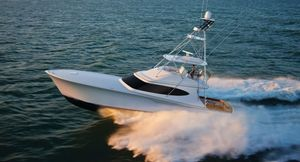 New Hatteras GT65 Carolina Sports Fishing Boat For Sale