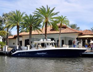 Used Hydra-Sports 4100 Vector Center Console Fishing Boat For Sale