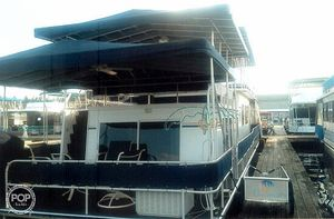 Used Jamestowner 64 House Boat For Sale