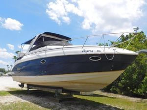 Used Rinker Fiesta Vee 290 Express Cruiser Boat For Sale