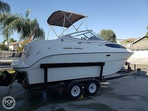 Used Bayliner 2455 Ciera Sunbridge Express Cruiser Boat For Sale