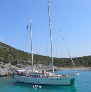 Used Aegean 79 Motorsailor Motorsailer Sailboat For Sale