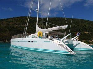 Used Lagoon 57 Catamaran Sailboat For Sale