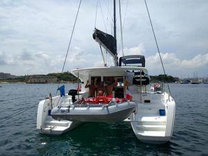 Used Lagoon 40 Catamaran Sailboat For Sale