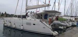 Used Lagoon 400 Catamaran Sailboat For Sale
