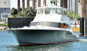Used Custom Carolina 65 Custom Convertible Sports Fishing Boat For Sale