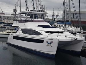 Used Cruiser Cats Havana 44 Flybridge Power Catamaran Boat For Sale