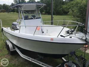 Used Pro Sports 2200 Bluewater Center Console Fishing Boat For Sale