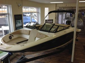New Sea Ray 190SPXO Ski and Fish Boat For Sale