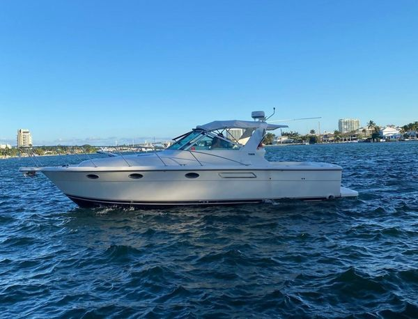 Used Tiara 3100 Open Express Cruiser Boat For Sale