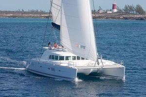 Used Lagoon 500 Catamaran Sailboat For Sale