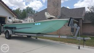 Used Carolina Skiff Jvx20cc Skiff Fishing Boat For Sale