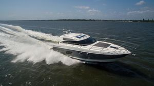 Used Princess V52 Power Cruiser Boat For Sale
