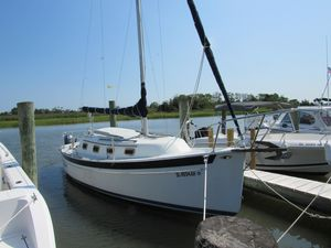 Used Seaward 25 Cruiser Sailboat For Sale