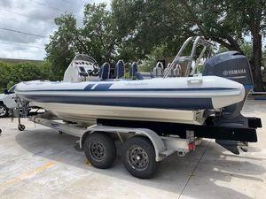 Used Ribeye S Series 650 Tender Boat For Sale