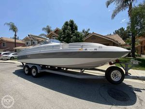Used Four Winns 254 Funship Deck Boat For Sale