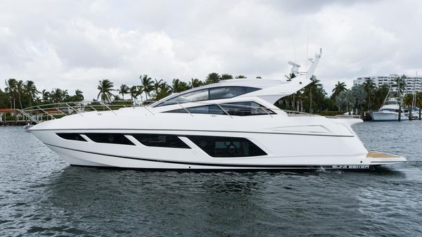Used Sunseeker Predator 57 Sports Cruiser Boat For Sale