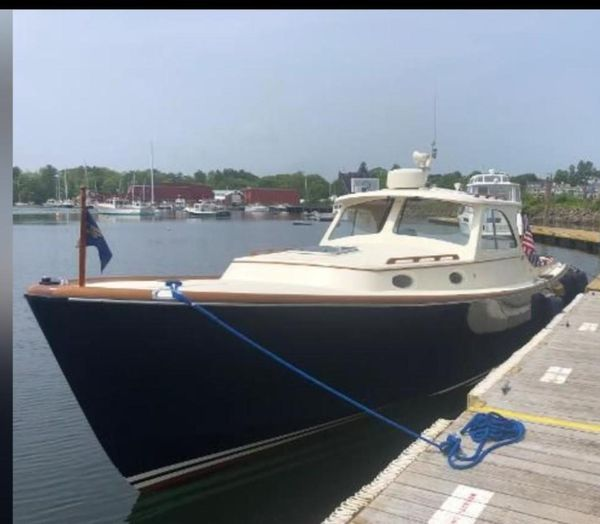 Used Hinckley Picnic Boat Classic Cruiser Boat For Sale