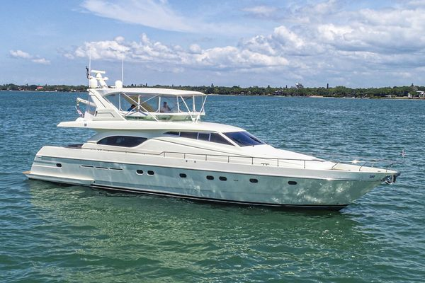 Used Ferretti Yachts Cruiser Boat For Sale