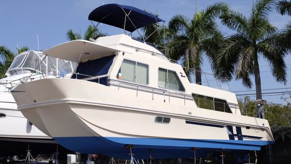 Used Holiday Mansion Mediterranean 410 House Boat For Sale