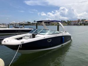 Used Regal 26 FasDeck Bowrider Boat For Sale