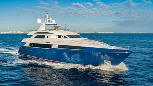 Used Horizon Tri-Deck Motor Yacht For Sale