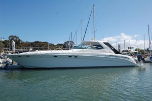 Used Sea Ray 540 Sundancer Express Cruiser Boat For Sale