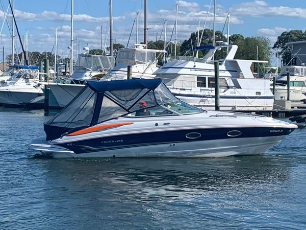Used Crownline 255 CCR Power Cruiser Boat For Sale