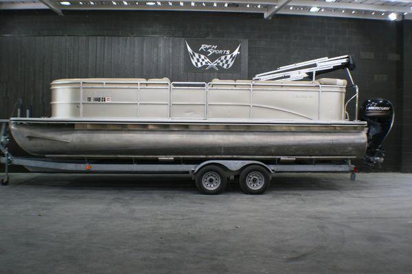 Used Harris Flote Cruiser 240 Pontoon Boat For Sale
