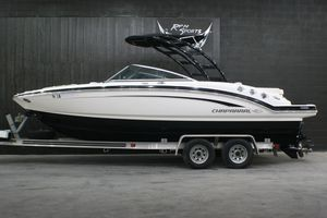 Used Chaparral SSI 226 Deluxe Runabout Boat For Sale