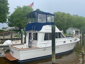 Used Cape Dory 36 Flybridge Boat For Sale